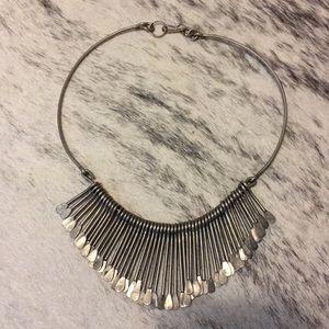 Vintage 70s choker necklace